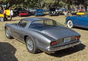 Photo of Iso Grifo GL365