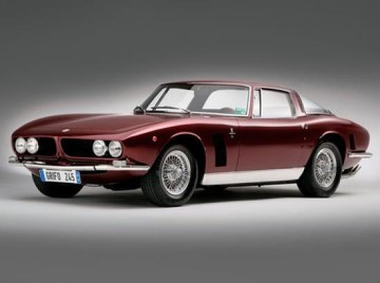 Image of Iso Grifo GL365