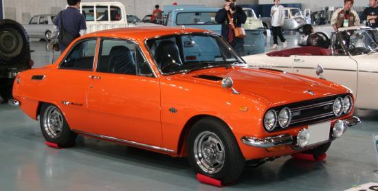 Image of Isuzu Bellett 1600 GT-R Coupe