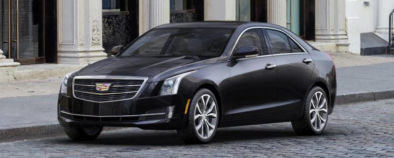 Cover for It is time to say GOODBYE to the Cadillac ATS Sedan!