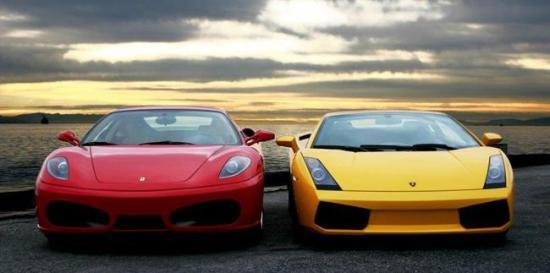 Ferrari F430 Vs Lamborghini Gallardo Fastestlaps Com