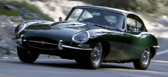 Image of Jaguar E-type 4.2