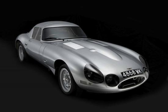 Image of Jaguar E Type Lightweight