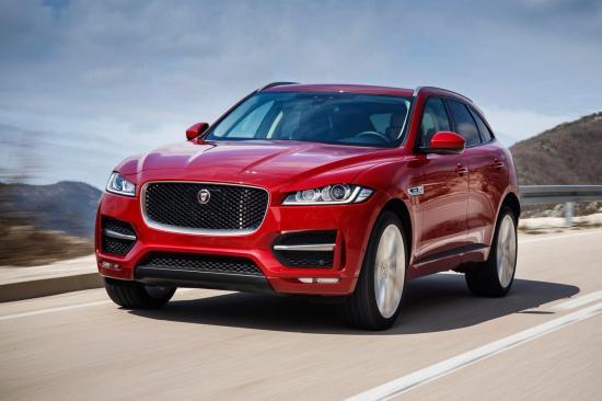 Image of Jaguar F-Pace 3.0
