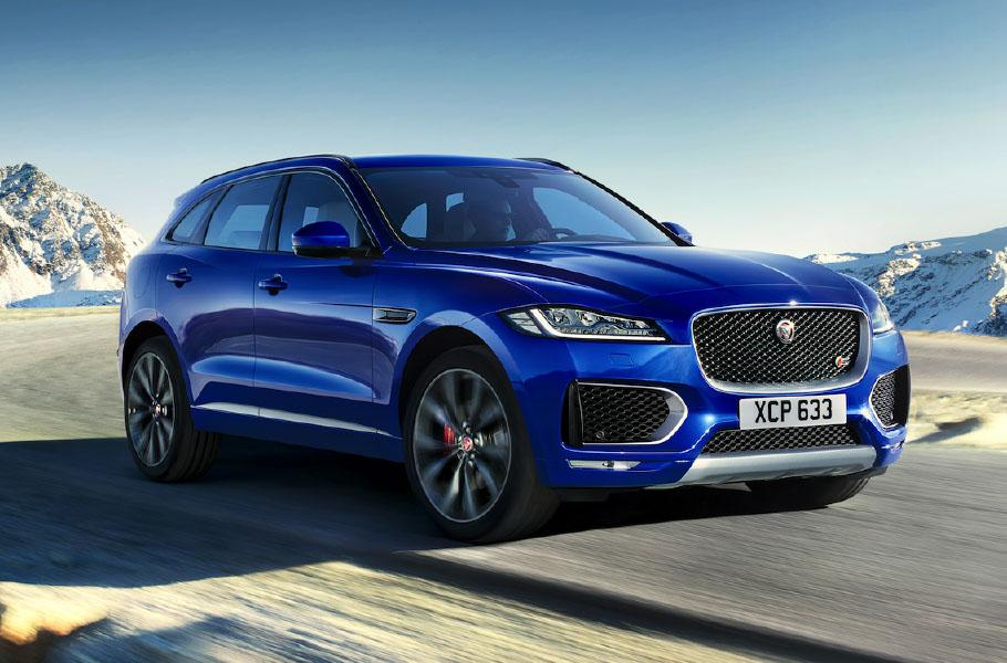 Image Of Jaguar F Pace S