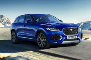 Picture of Jaguar F-Pace S