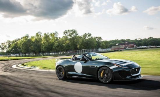 Image of Jaguar F-Type Project 7