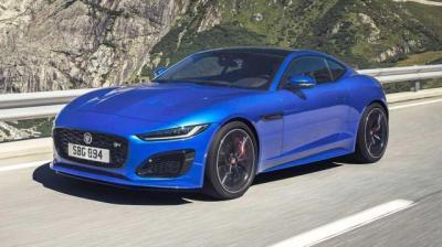 Jaguar F-Type R facelift 0-60, quarter mile, acceleration times -  AccelerationTimes.com