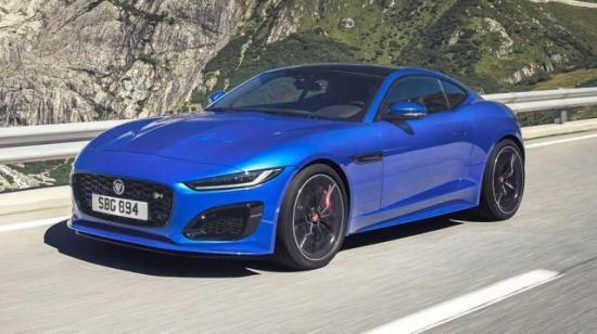 Image of Jaguar F-Type R