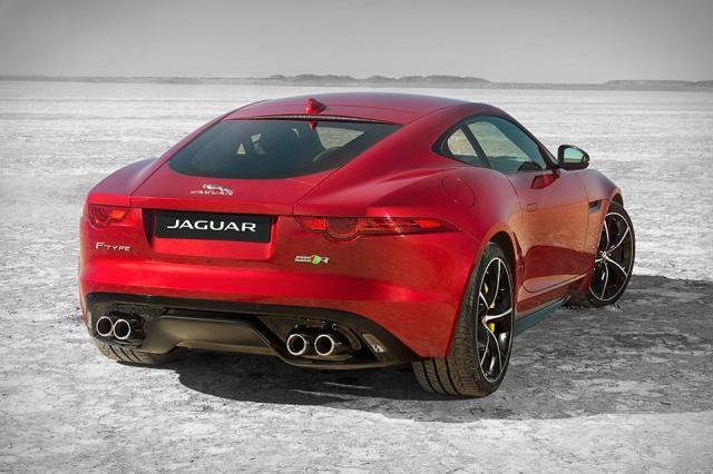 Image of Jaguar F-type R AWD