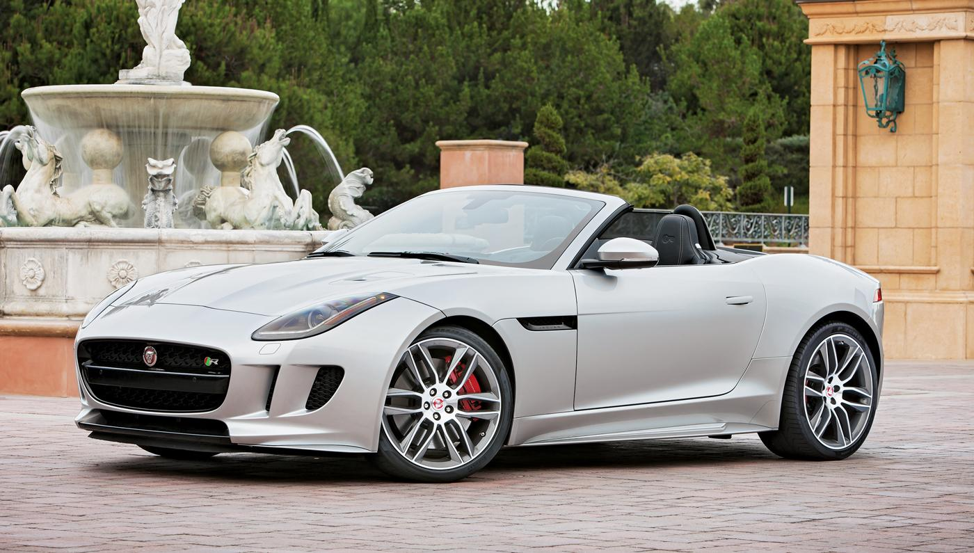 Jaguar F-Type R Convertible AWD laptimes, specs ...