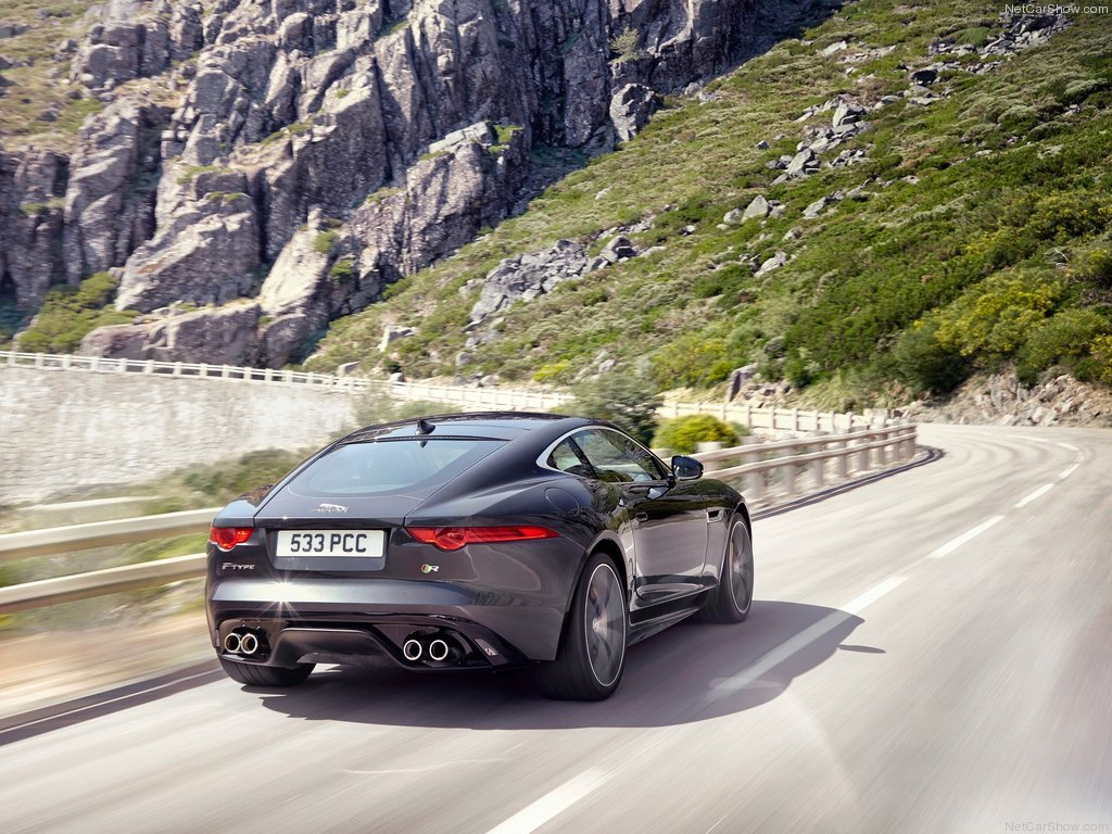 Photo Of Jaguar F Type R Coupe