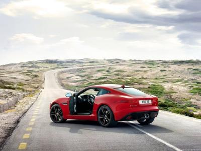 Image of Jaguar F-Type S Coupe