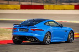 Photo of Jaguar F-Type SVR