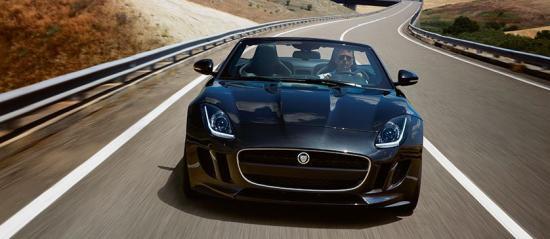 Image of Jaguar F-Type V6