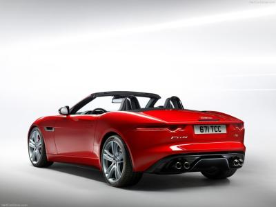 Image of Jaguar F-Type V8 S