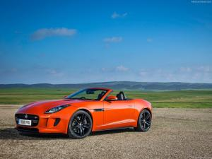 Photo of Jaguar F-Type V8 S