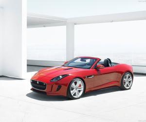 Picture of Jaguar F-Type V8 S