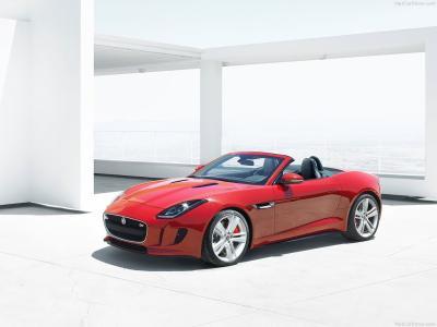 Image of Jaguar F-Type V8 S