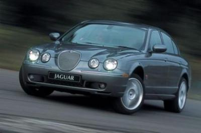 Image of Jaguar S-Type R