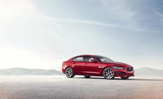 Image of Jaguar XE-S