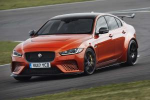Photo of Jaguar XE SV Project 8