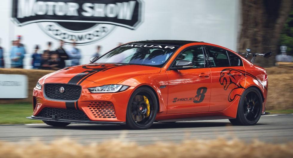 jaguar xe sv project 8 laptimes specs performance data rh fastestlaps com