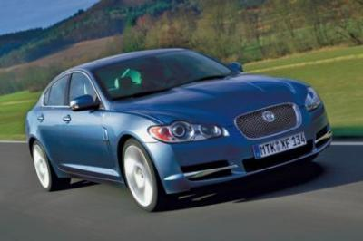 Image of Jaguar XF 2.7D
