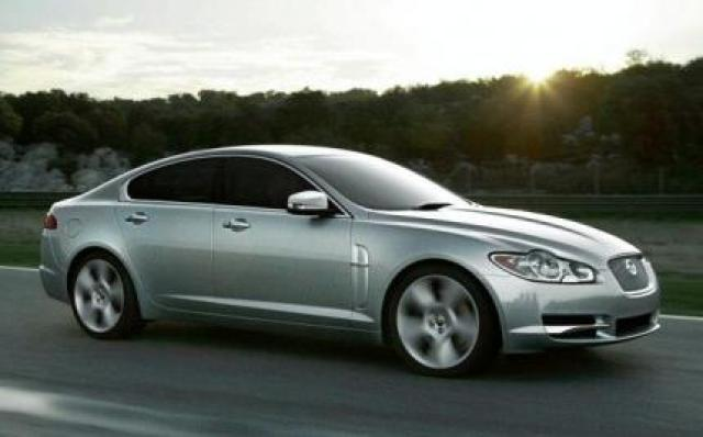 Image of Jaguar XF 3.0 V6 Diesel