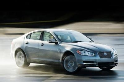 Image of Jaguar XF SV8