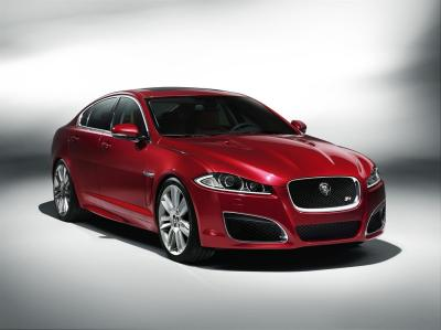 Image of Jaguar XFR