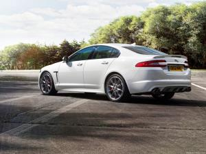 Photo of Jaguar XFR Mk I facelift