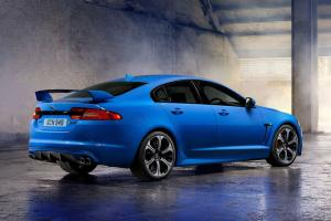 Photo of Jaguar XFR-S Mk I facelift