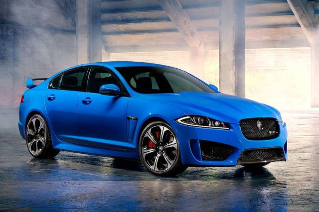 Image of Jaguar XFR-S