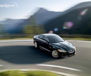 Picture of Jaguar XFR (Mk I)