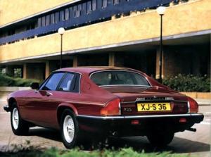 Photo of Jaguar XJ-S 5.3 Coupe