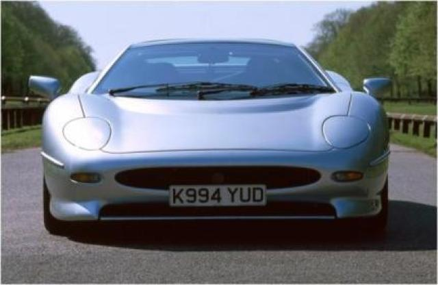 Image of Jaguar XJ220
