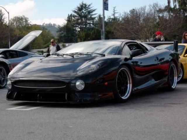 Image of Jaguar XJ220S TWR