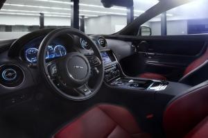 Photo of Jaguar XJR facelift
