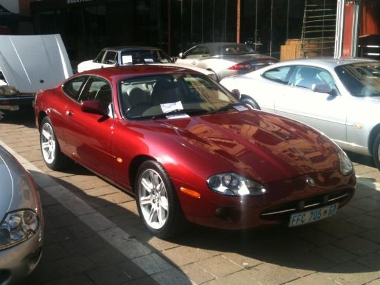 Image of Jaguar XK8