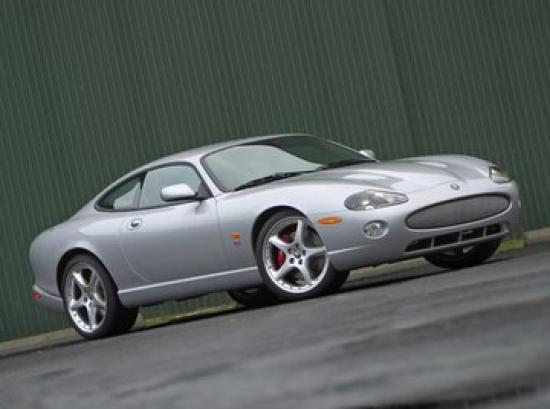 Image of Jaguar XKR Coupe