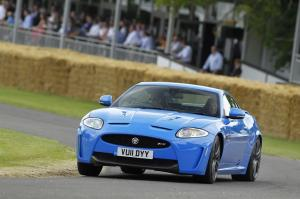 Photo of Jaguar XKR-S 550 PS