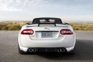 Photo of Jaguar XKR-S Convertible 550 PS