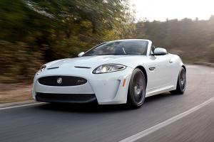 Picture of Jaguar XKR-S Convertible (550 PS)