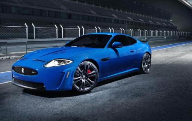 Image of Jaguar XKR-S