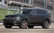 Image of Jeep Grand Cherokee SRT-8