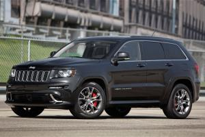 Picture of Jeep Grand Cherokee SRT-8 (Mk II)