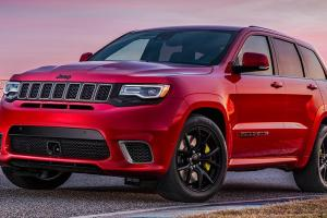 Picture of Jeep Grand Cherokee SRT Trackhawk