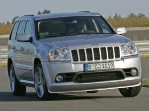 Photo of Jeep Grand Cherokee SRT8