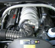 Picture of Grand Cherokee SRT8